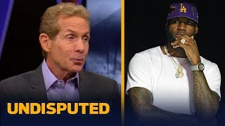 LeBron won't win another title since Kawhi didn't join him - Skip Bayless | NBA | UNDISPUTED