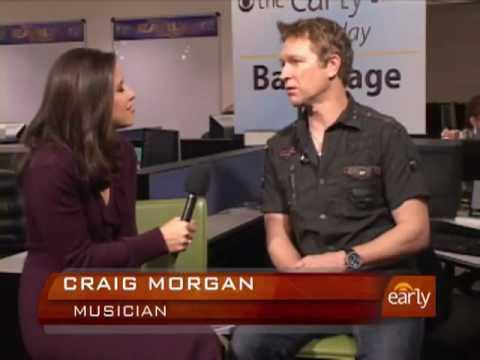 Backstage With Craig Morgan
