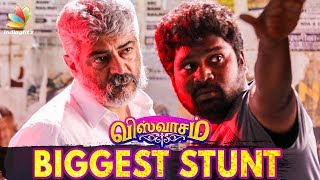 Ajith's Biggest Surprise to Director Siva : Cinematographer Vetri Reveals | Viswasam Interview