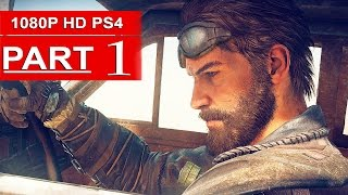 Mad Max Gameplay Walkthrough Part 1 [1080p HD PS4] - No Commentary