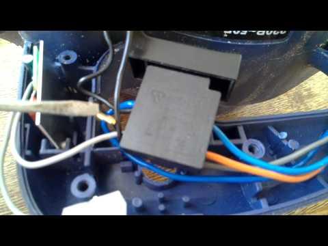 Доработка электрорубанка РЭ-800 (порча ремня при включении)