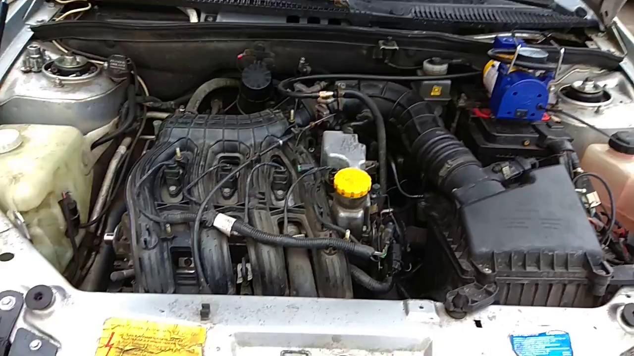 Почему современные модификации ти клапанного мотора более безопасные и экономичные, чем 8-ми клапанные аналоги.