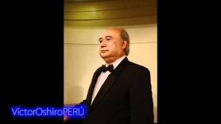 17 Ah! tout est bien fini... O souverain o juge (Le Cid - Massenet) - tenor Víctor Oshiro (PERÚ)