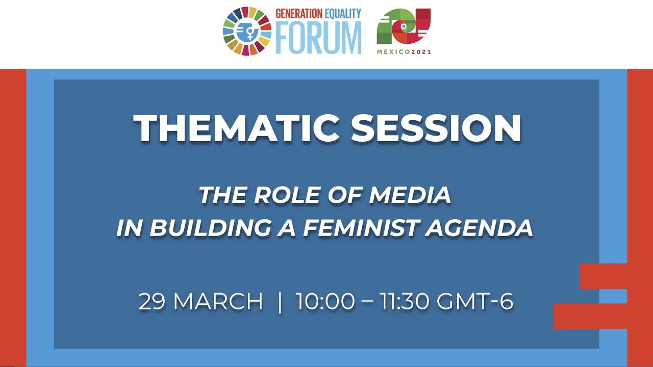 The role of media in building a feminist agenda
