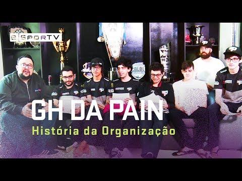 Gordox visita a Gaming House e conhece a história da PAIN | Buffados e Nerfados | e-SporTV
