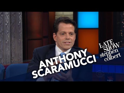Download Youtube: Anthony Scaramucci Doesn't Like Bannon's 'Toleration' Of White Supremacists