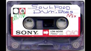 Liquid Drum n Bass Mix - Soul Food (70 mins)