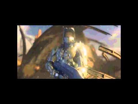 "Halo 3, Halo Wars Trailer: ""I Won't Back Down"""