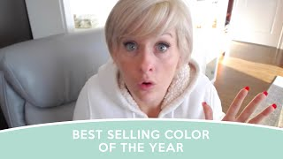 The #1 Selling Color of the Year - 2020 Color Trends