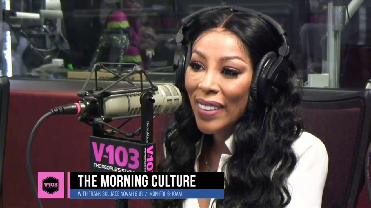 K Michelle Says Black Men Are Bad People?