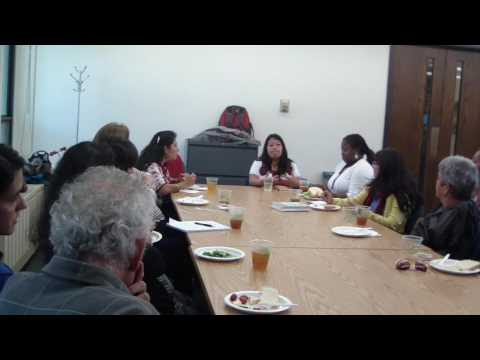 Indigenous Women of the Americas: Informal Luncheon & Worksh