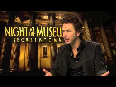 Toxic s Night At The Museum Director Shawn Levy