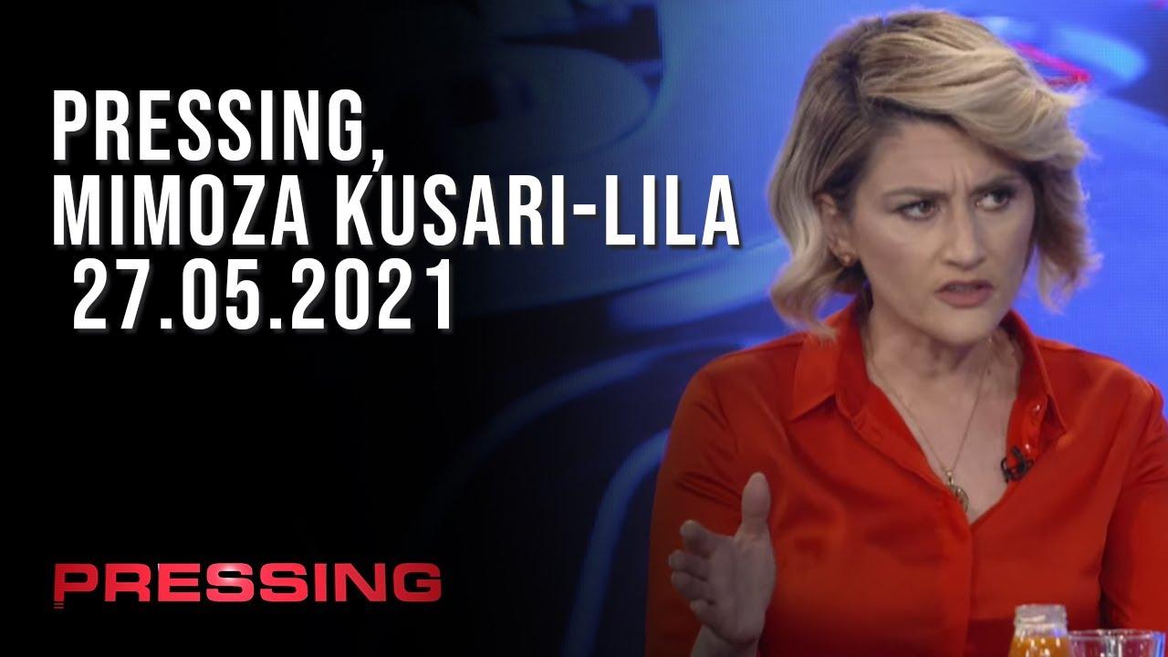 PRESSING, Mimoza Kusari-Lila - 27.05.2021