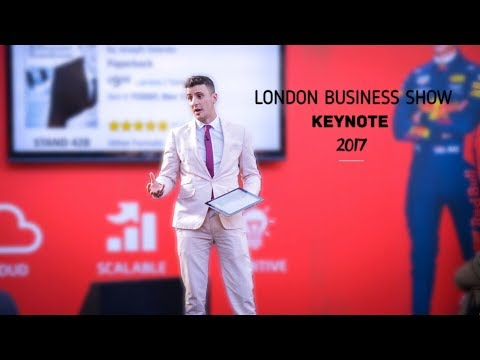 The London Business Show Keynote