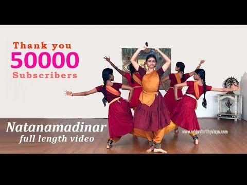 A vibrant Keertanam - Natanamadinar -  Sridevi Nrithyalaya - Bharathanatyam Dance