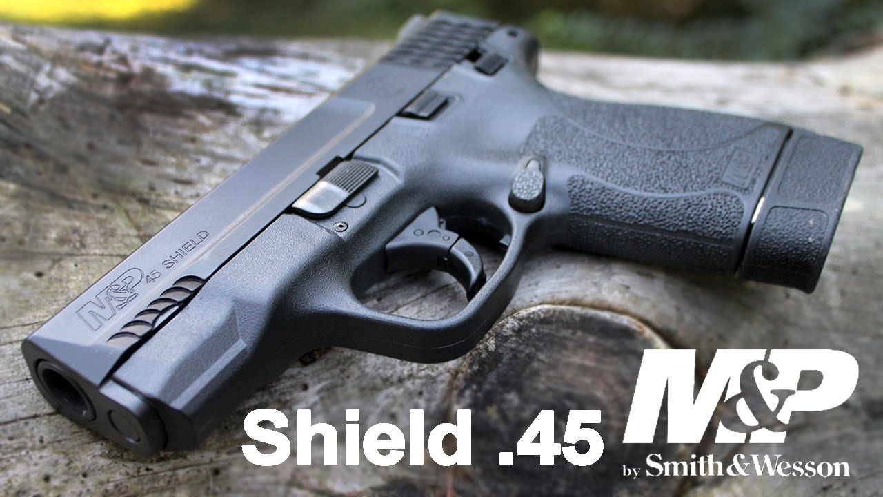 Smith & Wesson M&P Shield in  45 ACP