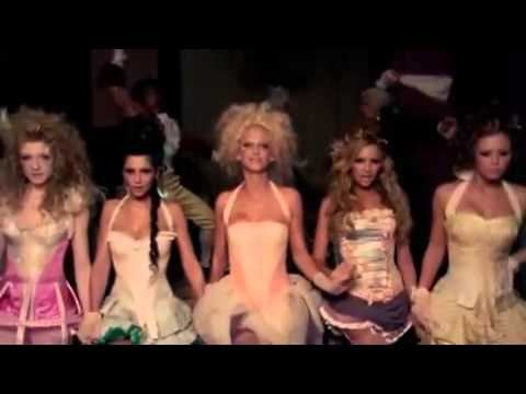 Girls Aloud - Untouchable Fan made video [Re-Upload]