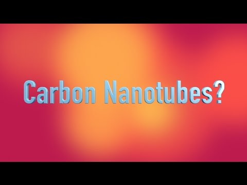 All About STEP #5: STEP Makes Carbon NanoTUBES?