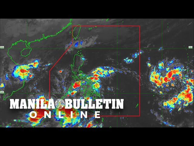 PAGASA monitors 2 LPAs near Leyte, Zamboanga del Norte