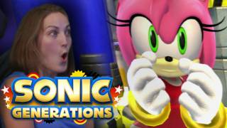 Sonic Generations is AWESOME! - Part 1