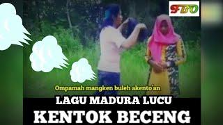 Burik celleng kentok beceng LAGU MADURA LUCU | cover SAHUDI | settong taresna