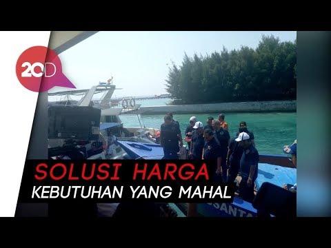 Anies Resmikan Kapal untuk Angkut Logistik ke Kepulauan Seribu Mp3
