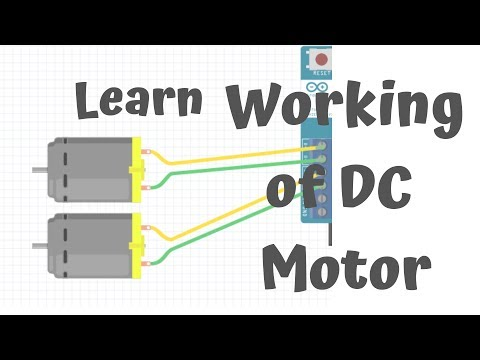 Working Of DC Motor | Chandrakant Netke | T.I.M.E. Mumbai