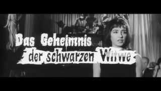 Das Geheimnis der schwarzen Witwe (Kinotrailer) - Jetzt auf DVD! - Filmjuwelen