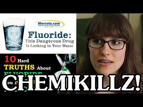 Fluoridated water is dangerous? Mercola & Fluoride Action Network are wrong.