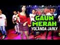 GAUN MERAH  Yolanda Jarly  koplo cover