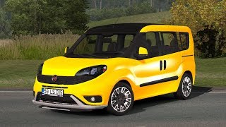 [1.33] Euro Truck Simulator 2   Fiat Doblo D4 V1R2   Mods