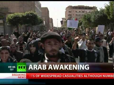 CrossTalk: Arab Awakening