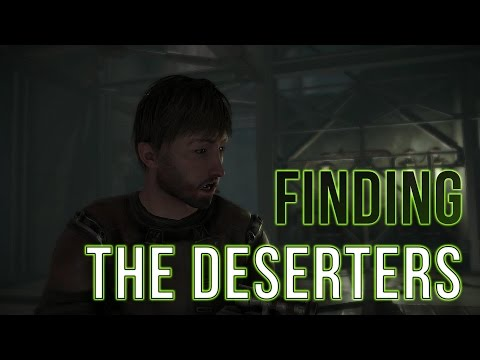 The Technomancer: Finding the Deserters