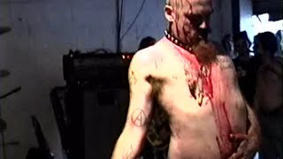 GG ALLIN - MY PRISON WALLS (Music Video)