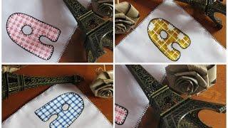 Veja 3 formas fáceis de pintar xadrez em letras!!!!!! Artes Mariana Santos