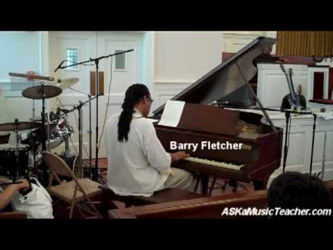 Maryland Mostly Piano Recital - Barry Fletcher: Hello Its Me