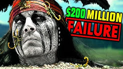 The Lone Ranger — How to Build the Biggest Flop of All Time | Anatomy Of A Failure