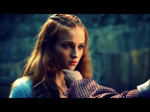 The game of love  {Sansa&Arthur&Edward} GoT/Merlin with Morgana