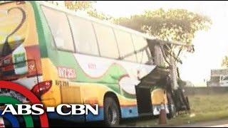 1 dead in NLEX crash