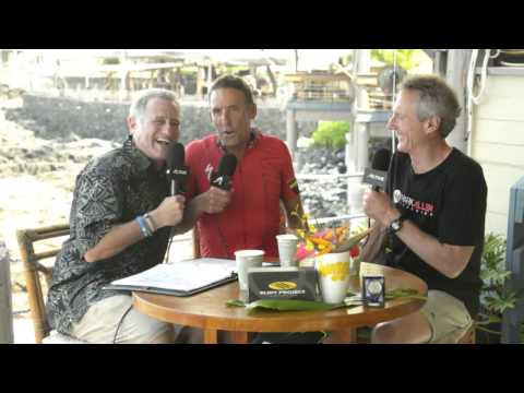 Mark Allen and Dave Scott