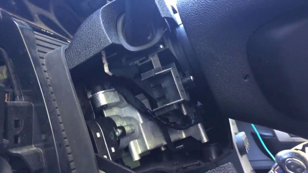 How To 2007 2012 Gmc Acadia Multifunction Switch Replacement