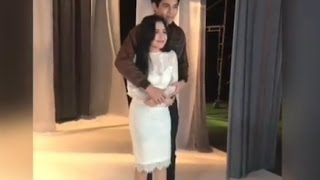 "Prilly & Maxime Take Video Clip Ost BMBP ""Katakan Cinta""  [Romantis benerr]"