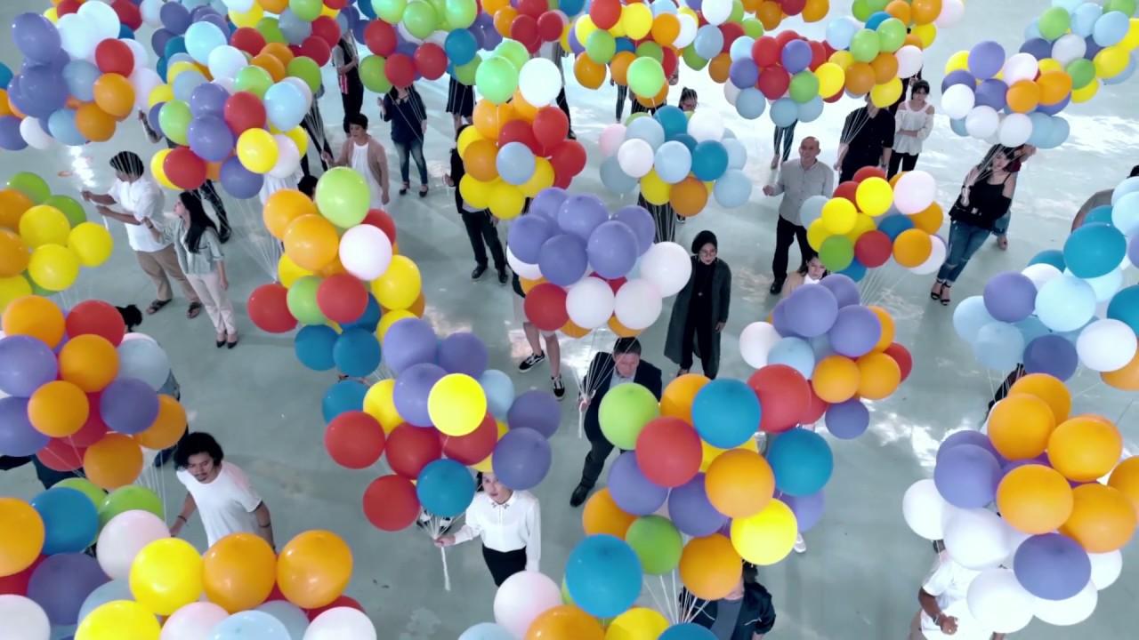 Jenius - Balonku Social Experiment