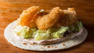 Crispy Panko Shrimp recipe by SAM THE COOKING GUY