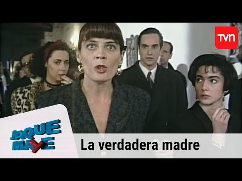 La verdadera madre de Carolina | Jaque mate - T1E83