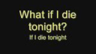 2Pac - If I Die 2nite Lyrics