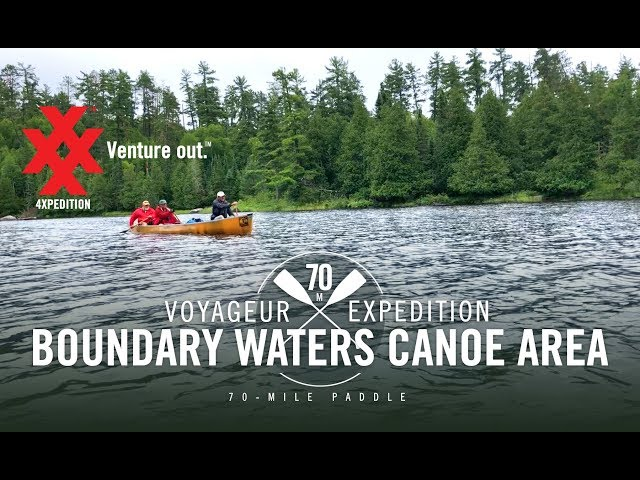 Boundary Waters Canoe Area Canoeing and Camping BWCA Minnesota