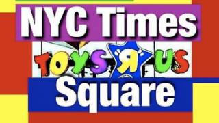 World's BIGGEST TOY Store Times Square NYC Toy Review by Mike Mozart of JeepersMedia