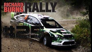 Richard Burns Rally Gameplay #25 Toyota Celicia HD Bayrisch