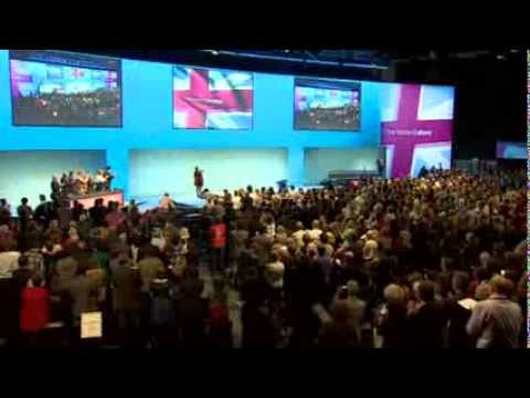 Labour conference ends with Jerusalem rendition
